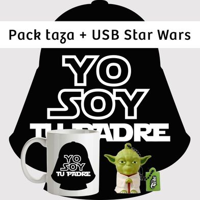 Categorias Tazas Pack Star Wars-