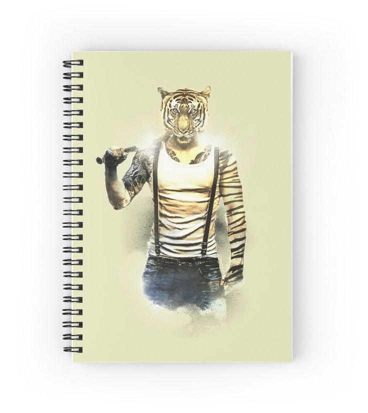 Blizzard Tiger by daniac