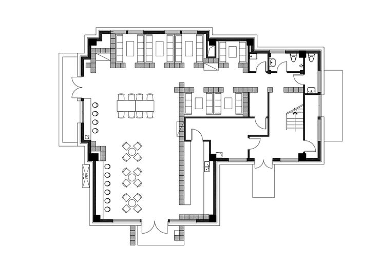 1000+ Images About Coffee Shop Floor Plan On Pinterest