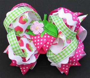Layered Boutique Bows