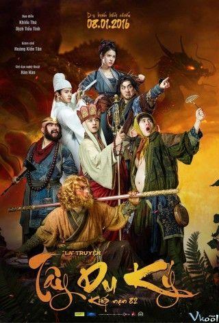 Tây Du Ký Lạ Truyện - Full HD