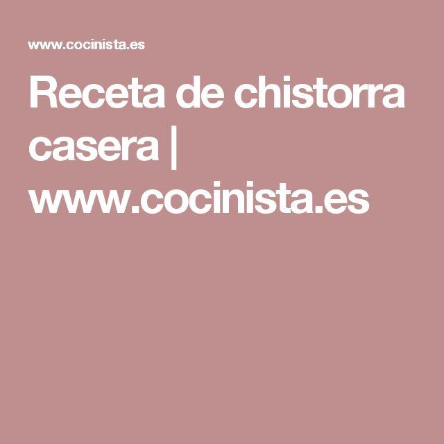 Receta de chistorra casera | www.cocinista.es