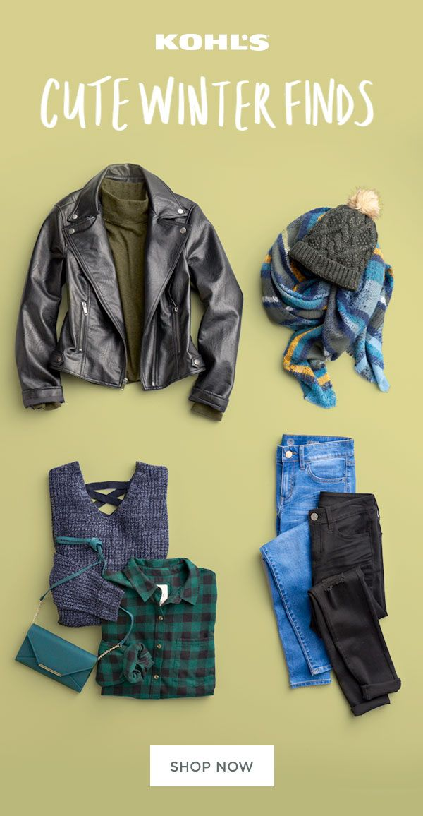 Stay cozy and cute with Kohl s. You ll find the latest layering pieces from b4d415ee0