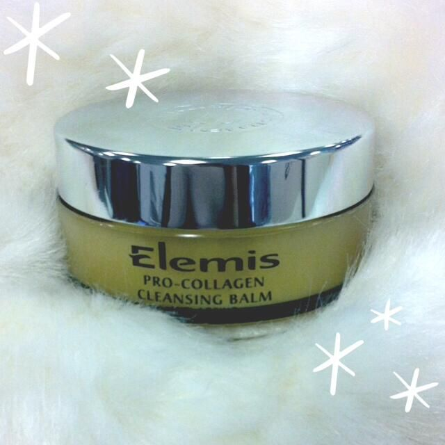 Elemis Pro-Collagen Cleansing Balm - just ❤️ this stuff!! Use it every night!