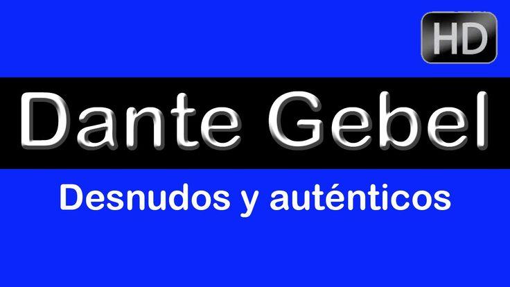 """Dante Gebel """"Desnudos y auténticos"""" Lo último de Dante Gebel 2014. Video..."""