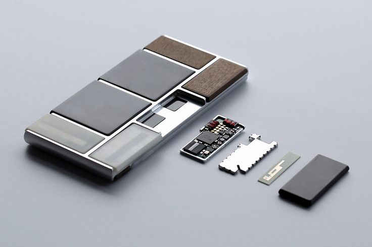 Project Ara, Google's Modular Smartphone, to Begin Trials This Year - Core77