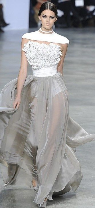 """chasingrainbowsforever: """" Stephane Rolland Couture S """""""