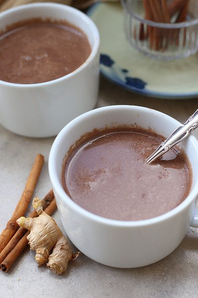 Superfood Hot Chocolate - To-Die-For Hot Chocolate Recipes to Keep You Cozy This Winter - Photos