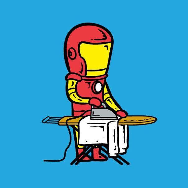 #IronMan