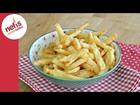 Çıtır Patates Kızartması Tarifi - YouTube