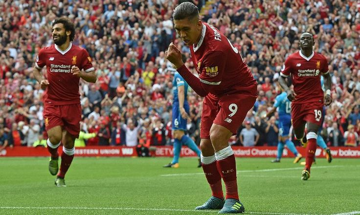 In pictures: Liverpool rout the Gunners at Anfield - Liverpool FC