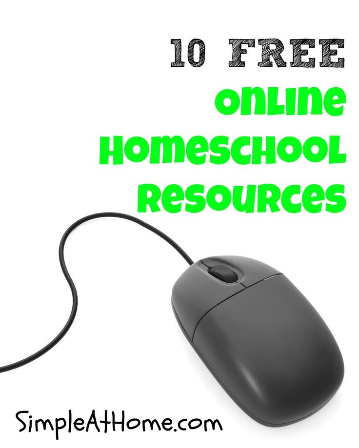 10 FREE Online Homeschool Resources to help you succeed at homeschooling without…
