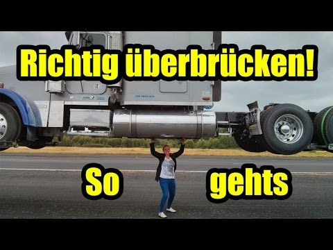 Video  RICHTIG Überbrücken - Starthilfekabel RICHTIGE  Reihenfolge  + -  Auto Batterie richtig überbrücken - Vlog #139 - YouTube