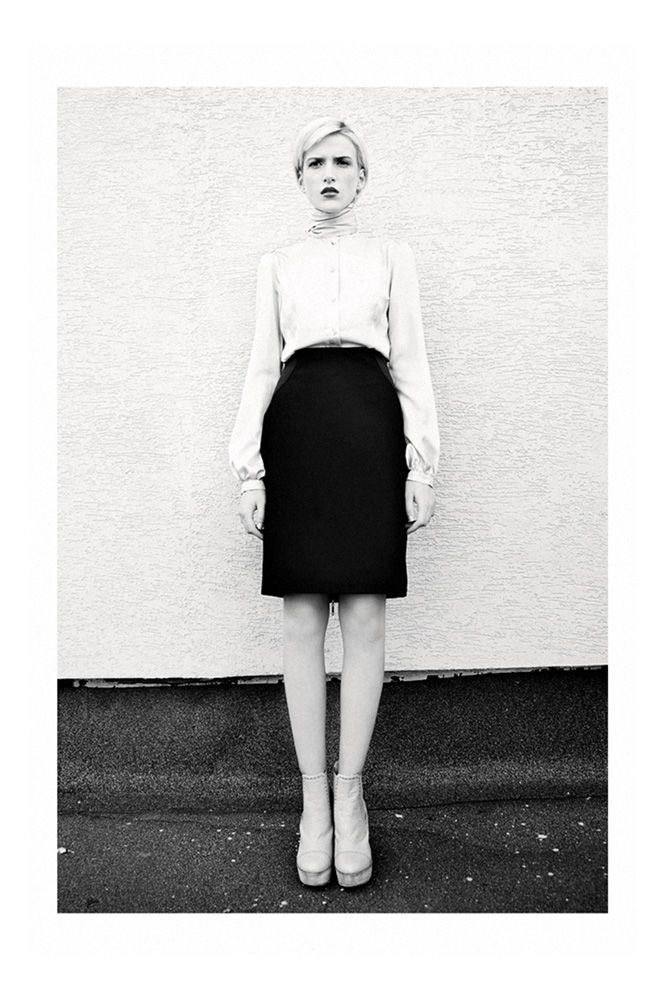 Ewa Morka fall-winter winter 12/13 photo: Michal Greg