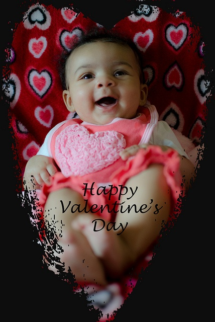 52 best Valentines Day Kid  Baby Photos images on Pinterest