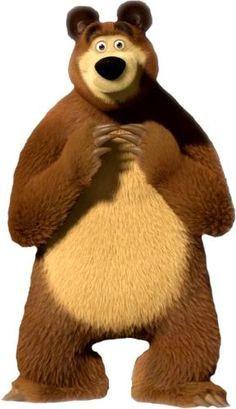 oso de masha - Buscar con Google
