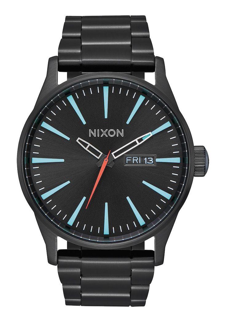 Sentry SS | Relojes Acero Hombre | Relojes y Accesorios Premium Nixon