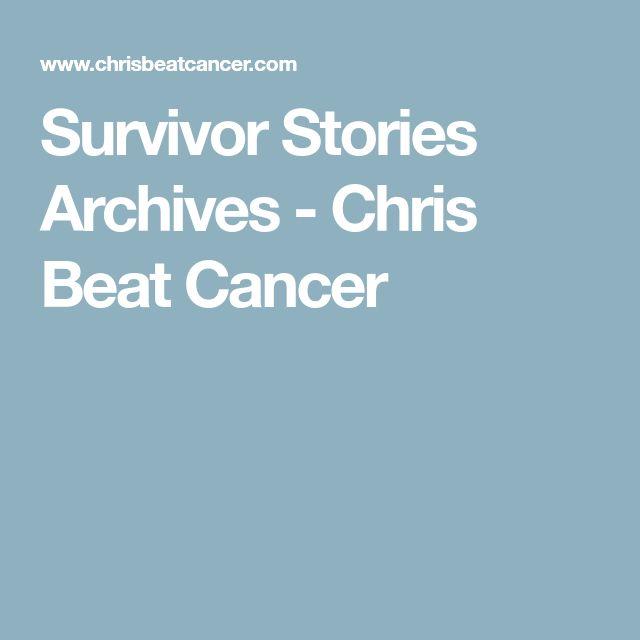 Survivor Stories Archives - Chris Beat Cancer