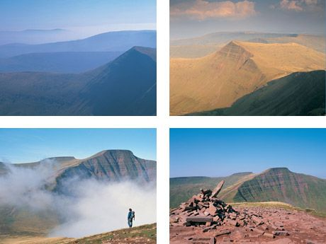 Brecon Beacons 10 Peaks. 89km. 4800m. 24 hours
