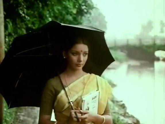 Shabana Azmi- cotton sari