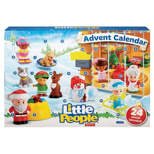"""Toys """"R"""" Us - Fisher-Price Little People Advent Calendar"""
