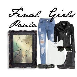Final Girls #FinalGirls #ChloeBridges #Paula