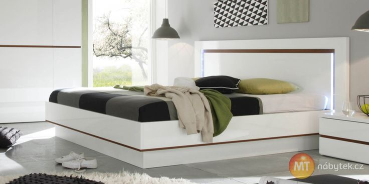Manželská postel Cordelia Cordelia furniture - bed
