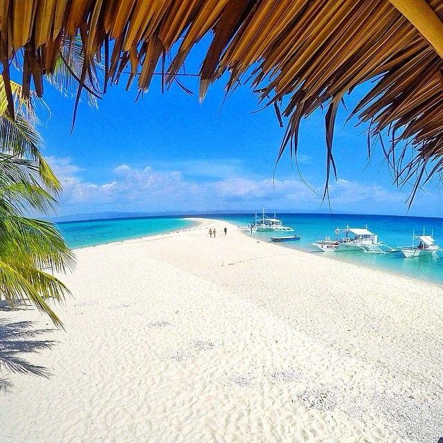 Kalanggaman Island,Leyte  beautiful photo by @eeyandgreat