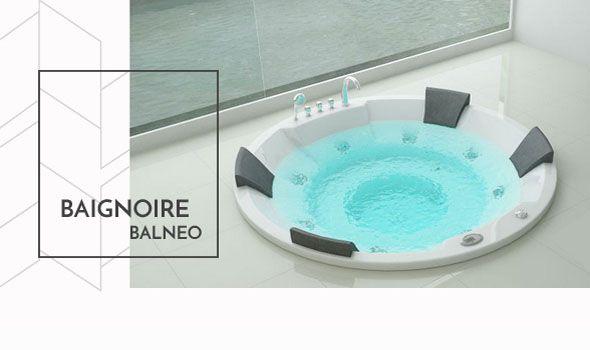 Découvrez notre gamme de #baignoires #Balneo sur http://www.cosy-tendance.com/198-baignoire-balneo