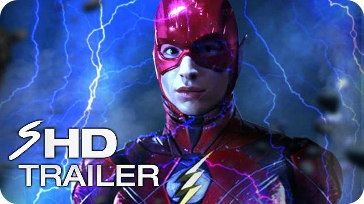 The Flash 2018 – Teaser Trailer Ezra Miller Movie (Fan …