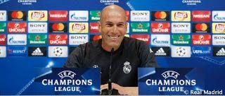 Zidane hablo en rueda de prensa en el Open Media Day