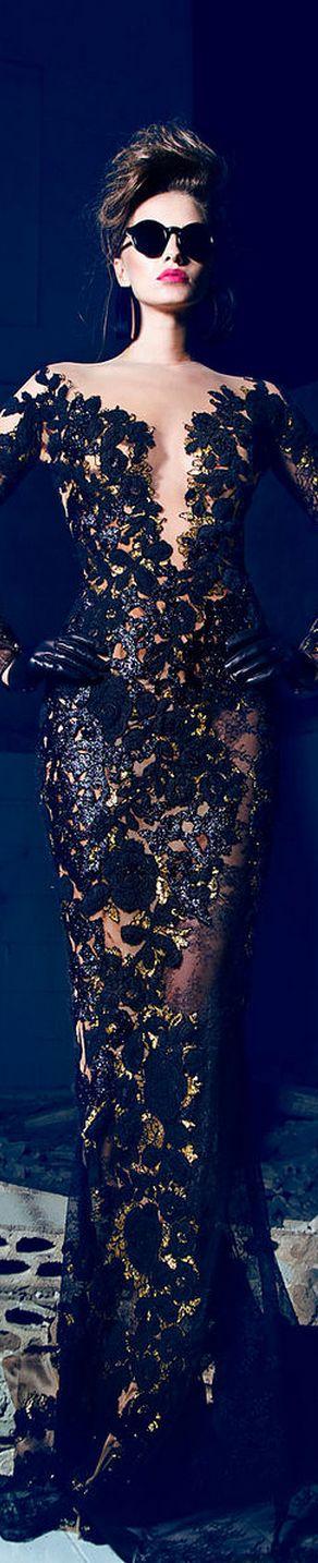 Nicolas Jebran F/W 2013-2014 Couture