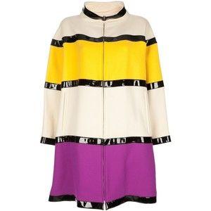 Pretty Coat! Love the colors!!