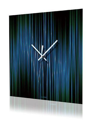 60% OFF HangTime Designs Lineas Wall Clock (Aqua)