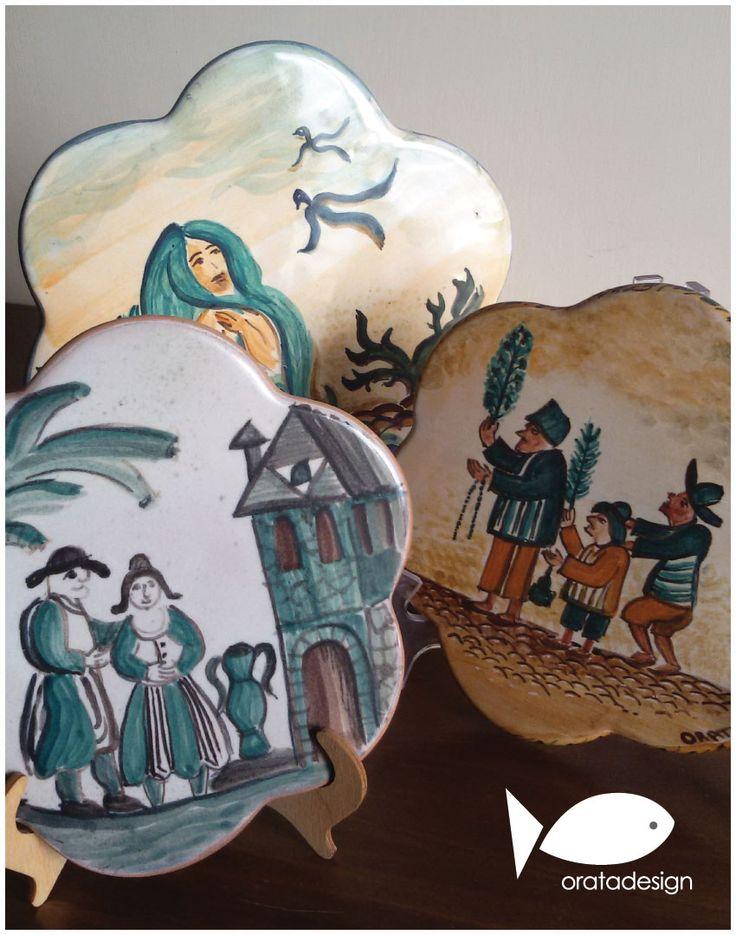 #maiolica #ceramica #carlaorata #folkart
