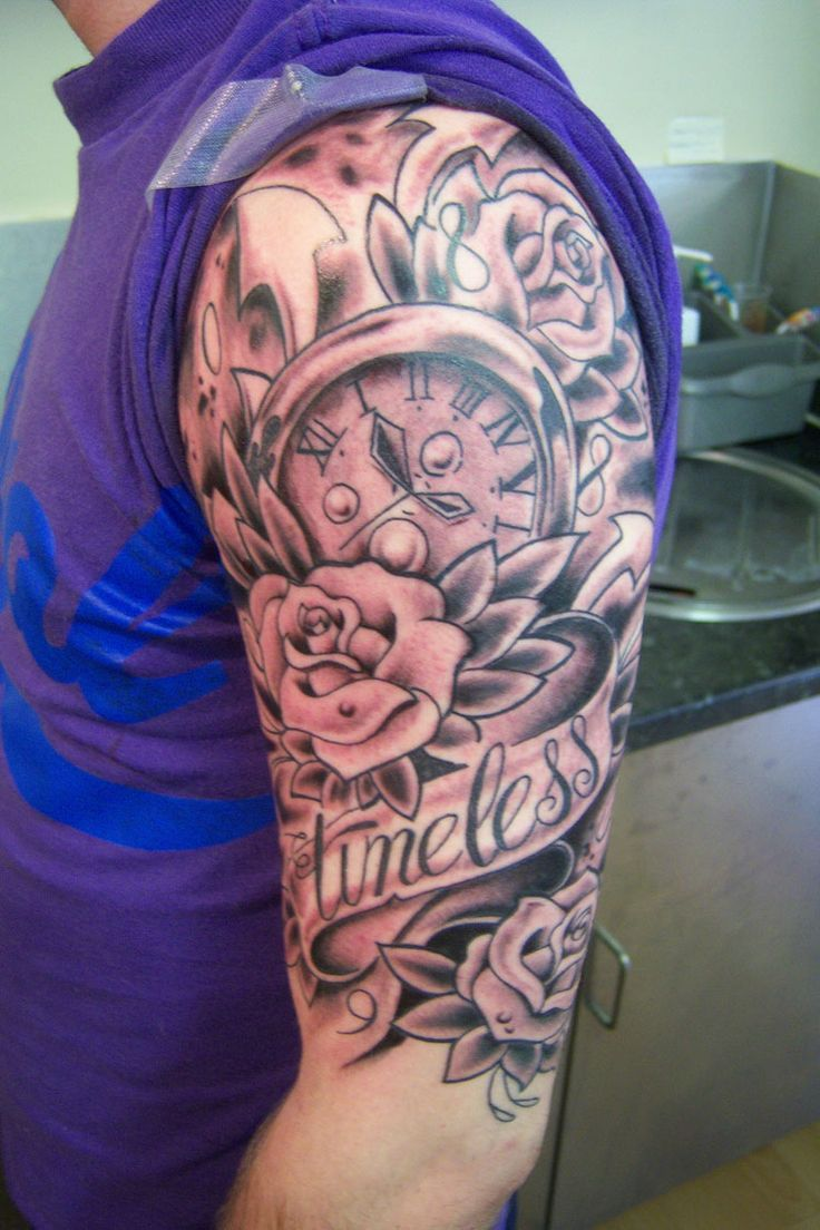 Uncategorized/half arm sleeve tattoos ideas/cool sleeve tattoos designs and ideas - Gallery Images And Information Half Sleeve Tattoos Timeless