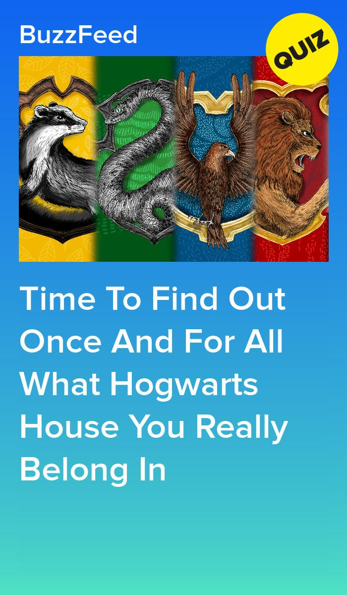 Time To Find Out Once And For All What Hogwarts House You Really Belong In Harry Potter Sorting Hat Quiz Harry Potter House Quiz Sorting Hat Quiz Buzzfeed