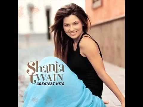 Shania Twain - Greatest Hits Full Album - YouTube