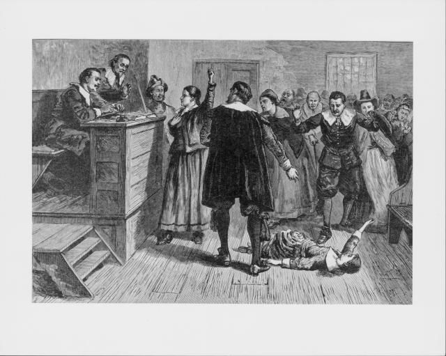 Learn about the real John Alden of the Salem witch trial era. He managed to escape possible execution by the simple act of fleeing the jail. John Alden Jr. was the son of Mayflower travelers Priscilla Mullins and John Alden -- known from the Longfellow poem.