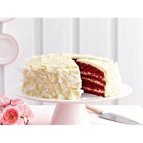 Pink velvet cake recipe - By Australian Women's Weekly