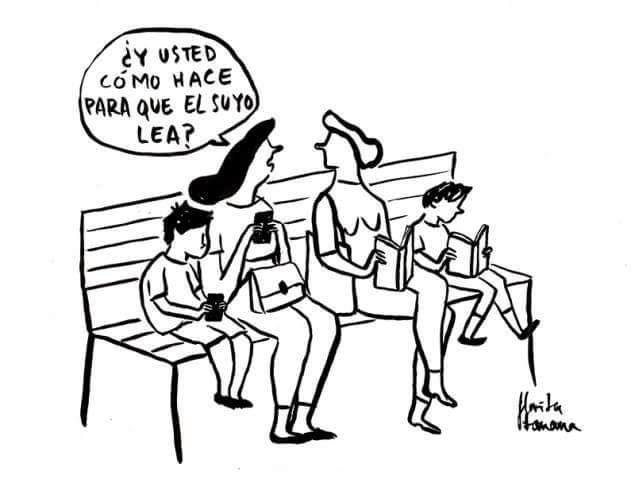 Acerca de la promoción de la lectura | LITERARIAS | Por Gabriela Mariel Arias