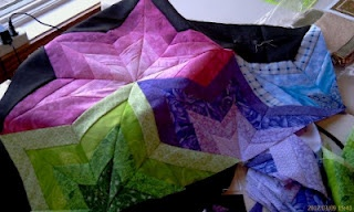 yay.. love it: And Patterns, Quilt Future, Future Projects, Quiltideen En, Quilt Art, Simply Triangles