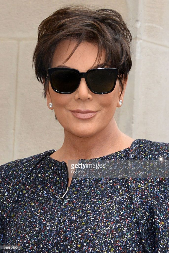 Best 25 kris jenner hair ideas on pinterest kris jenner haircut kris jenner attends the chanel show as part of the paris fashion week womenswear fall urmus Gallery
