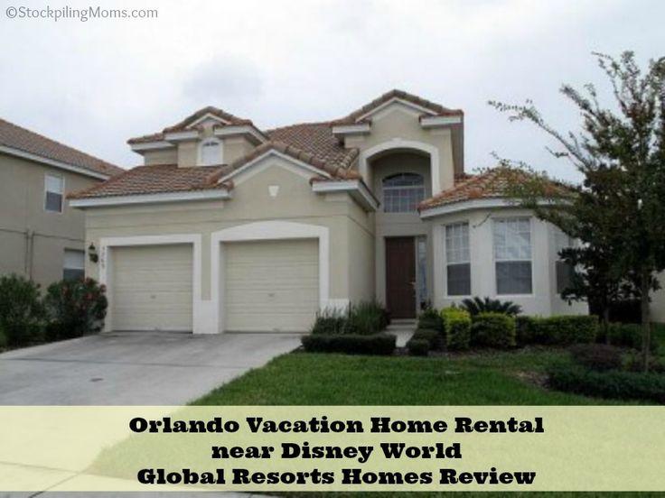 Orlando Vacation Home Rental near Disney World – Global Resorts Homes Review