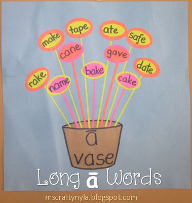 reinforcing phonics with fun craft activities, and apple theme blog post round up of activities, many are free