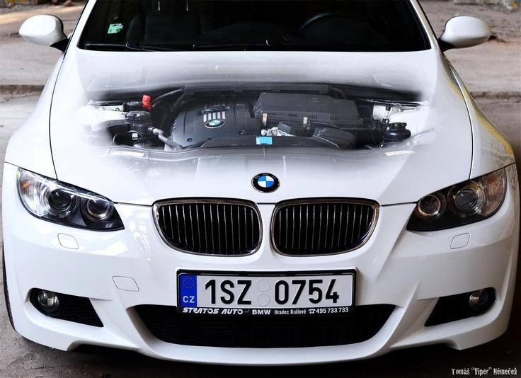 BMW srdce
