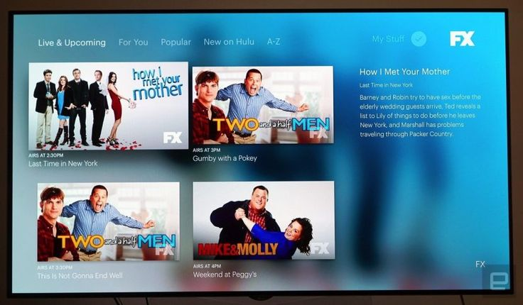 Cbs will now get available with the hulu streaming service