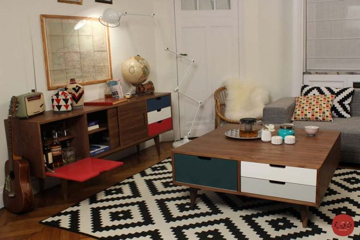 COD Furnitures, mobilier esprit scandinave personnalisable