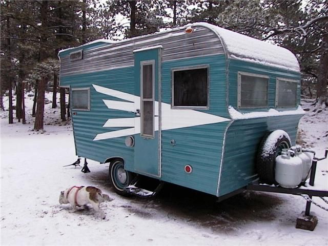 70 Best Vintage Campers Aljoa Aloha Aristocrat Arrow