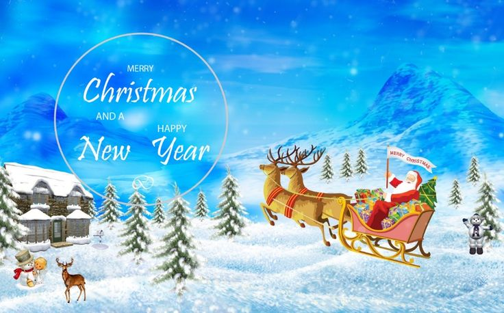 Wishing you a very Merry Christmas and a wonderful Happy New Year #2017